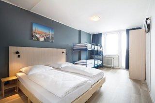 Hotel a&o München Hackerbrücke Wohnbeispiel