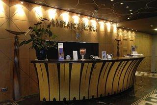 Hotel Ambiance Rivoli Lounge/Empfang