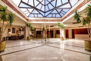 Hotel Sol y Mar Paradise Beach demnächst Balina Paradise Abu Soma Lounge/Empfang
