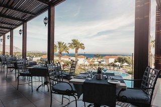 Hotel Lindos Imperial Resort & Spa Terasse