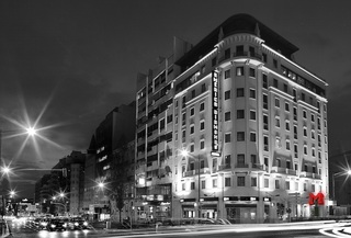 Hotel America Diamonds Hotel Außenaufnahme