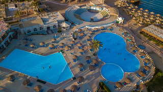 Hotel Aladdin Beach Resort Luftaufnahme