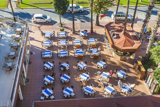 Hotel Eftalia Aytur Terasse
