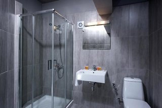 Hotel Indigo Inn Badezimmer