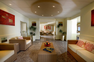 Hotel Corallo Lounge/Empfang