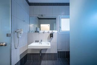 Hotel Hotel Matheo Villas & Suites Badezimmer