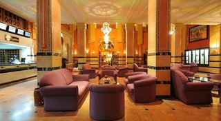 Hotel Diwane Lounge/Empfang