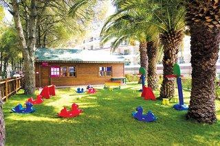 Hotel Paloma Pasha Resort Kinder