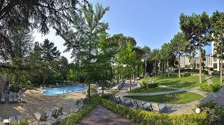 Hotel Melia Grand Hermitage Garten