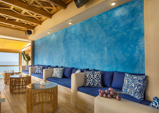 Hotel Serenity Blue Lounge/Empfang