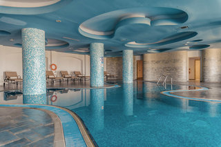 Hotel Lindos Imperial Resort & Spa Hallenbad