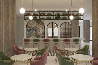 Hotel Jo An Palace Bar