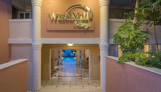 Hotel Windmill Bay Apartotel Außenaufnahme