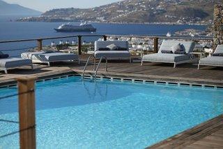 Hotel Tharroe of Mykonos Pool