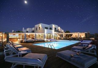 Hotel Tharroe of Mykonos Außenaufnahme