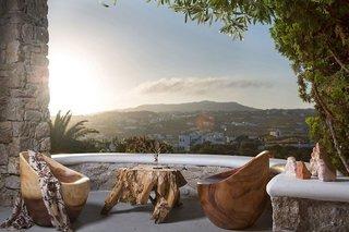 Hotel Tharroe of Mykonos Terasse