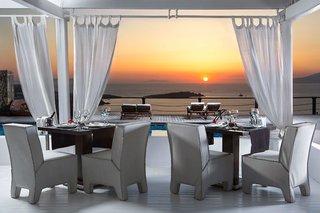 Hotel Tharroe of Mykonos Restaurant