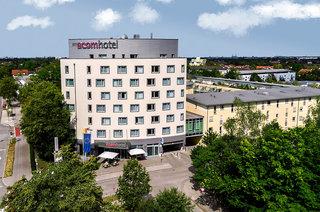 Hotel Acomhotel München Haar Außenaufnahme