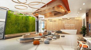 Hotel Ariyana Smart Condotel Lounge/Empfang