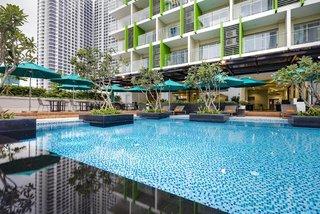 Hotel Ariyana Smart Condotel Außenaufnahme