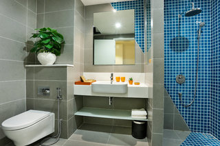 Hotel Ariyana Smart Condotel Badezimmer