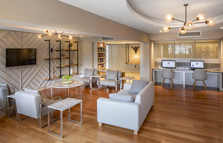 Hotel Barut Hemera Resort & Spa Lounge/Empfang