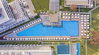 Hotel Acanthus Cennet Barut Collection Luftaufnahme