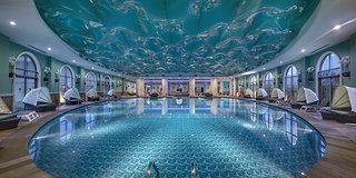 Hotel Granada Luxury Belek Hallenbad
