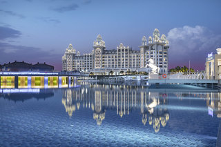 Hotel Granada Luxury Belek Außenaufnahme