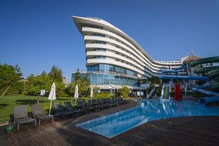 Hotel Concorde de Luxe Resort Außenaufnahme