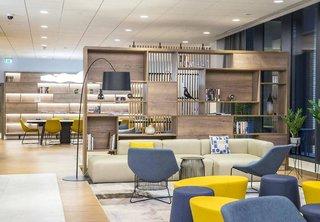 Hotel Courtyard Edinburgh West Lounge/Empfang