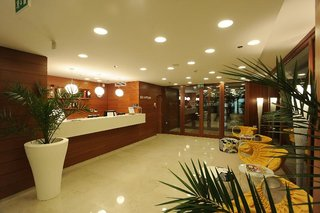 Hotel All Suites Island Hotel Istra Lounge/Empfang