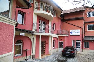 Hotel Asteria Außenaufnahme