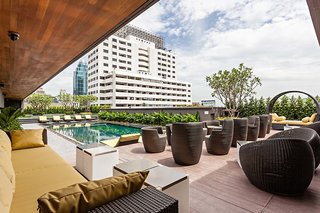 Hotel Best Western Premier Sukhumvit Pool