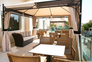 Hotel Golden Beach Chersonissos Terasse