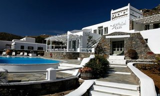 Hotel Olia Außenaufnahme
