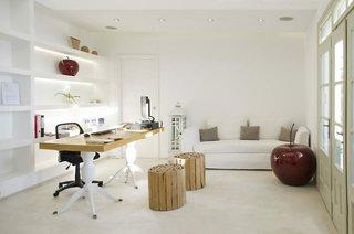 Hotel Olia Lounge/Empfang