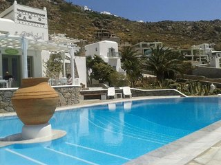Hotel Olia Pool