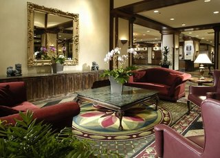 Hotel Chelsea Hotel Lounge/Empfang