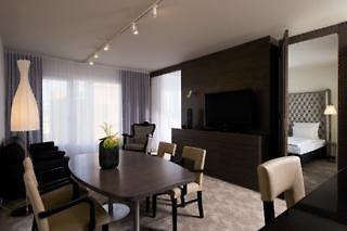 Hotel Arcotel John F Berlin Lounge/Empfang