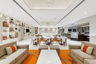 Hotel Citymax Hotel Al Barsha at the Mall Lounge/Empfang