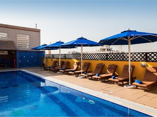 Hotel Citymax Hotel Al Barsha at the Mall Pool