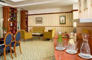 Hotel Mercure Grand Hotel Biedermeier Lounge/Empfang