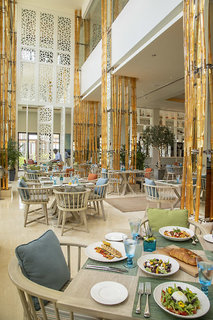Hotel Fairmont The Palm Terasse