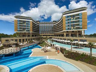 Hotel Aska Lara Resort & Spa Außenaufnahme