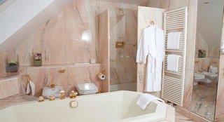 Hotel Flandrischer Hof Badezimmer