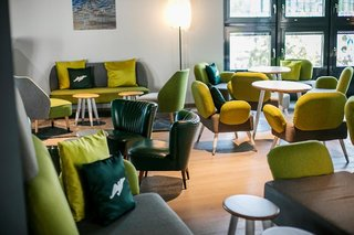 Hotel Arcotel Donauzentrum Bar