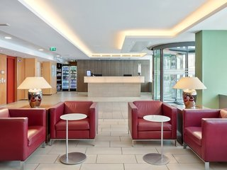Hotel Austria Trend Hotel Zoo Wien Lounge/Empfang