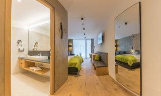 Hotel KOSIS Sports & Lifestyle Hotel Badezimmer
