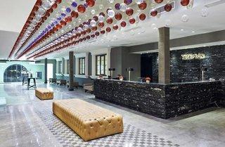 Hotel Sura Hagia Sophia Lounge/Empfang